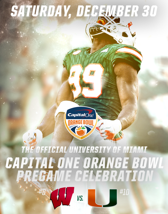 Orange Bowl Pregame Celebration