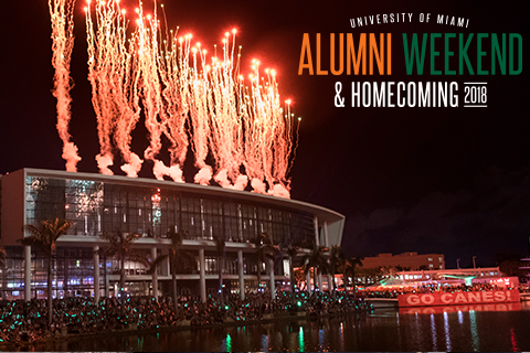 Alumni Weekend & Homecoming, November 1-3