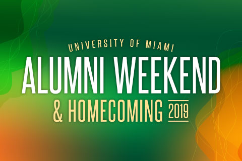 UM Alumni Weekend & Homecoming 2019
