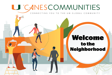 Join local alumni, parents, and friends for Welcome to the Neighborhood