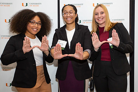 University of Miami Citizens Board creates a scholarship fund to assist students affected financially by the pandemic.