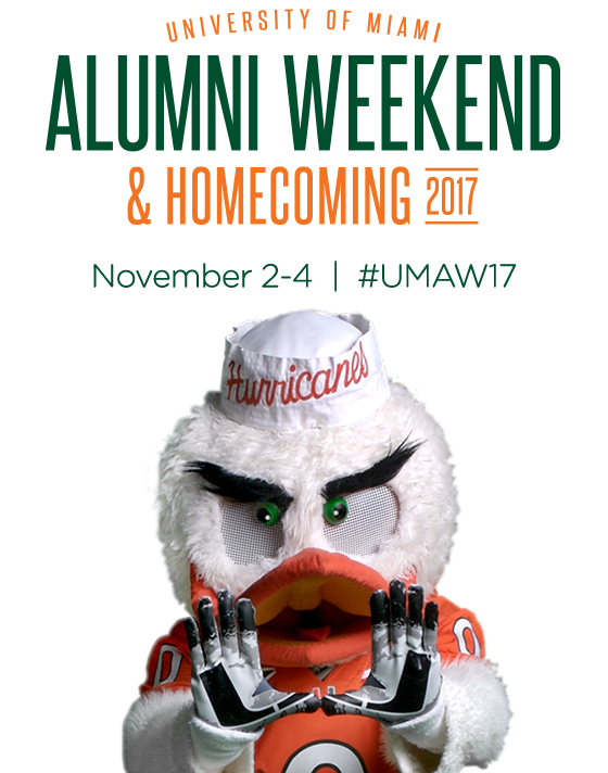 Alumni Weekend and Homecoming 2017 - Sebastian