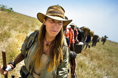 On a trek across Tanzania in 2009, Mireya Mayor retraces the footsteps of Henry Morton Stanley