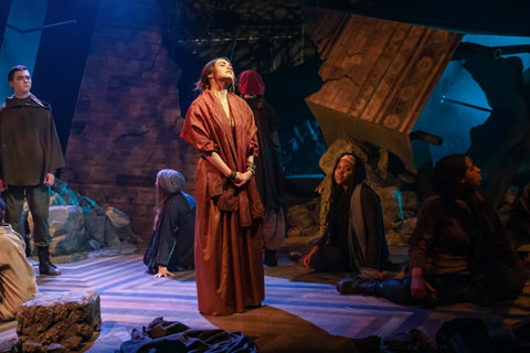"The Greek classic ""The Trojan Women"" runs through Feb. 29 at the Jerry Herman Ring Theatre."