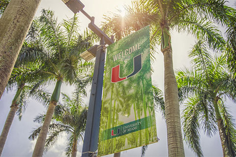 The University of Miami was just recognized as a First Forward Institution by NASPA, the Student Affairs Administrators in Higher Education, and The Suder Foundation.